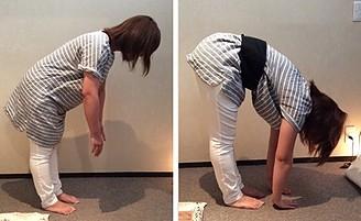 CLEARで腰痛改善・柔軟性アップ